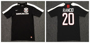 9a9dfdff6a9 Rancid Nike football Jersey XTRA LARGE (Punk, Skinhead, Hooligan ...