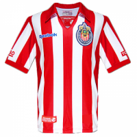 07-08 Deportivo Guadalajara Home Commemorative Jersey Shirt