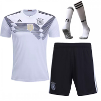 2018 Germany Confed Cup Home Soccer Jersey Whole Kit(Shirt+Short+Socks)