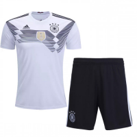 2018 Germany Home Jersey Kit(Shirt+Short)