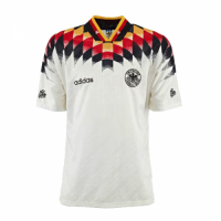 1994 West Germany Retro Home Soccer Jersey Shirt