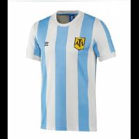 1978 Argentina Home Retro Soccer Jersey Shirt