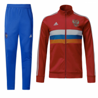 2018 Russia Red&Blue Training Kit (Jacket+Trouser)