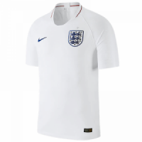2018 World Cup England Authentic  Home White Jersey Shirt
