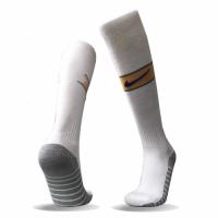 2018 World Cup Brazil Home White Soccer Jersey Socks