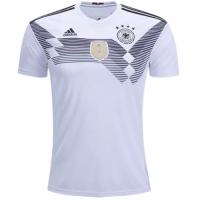 2018 Germany Home Jersey Shirt