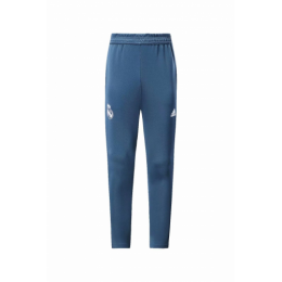 18-19 Real Madrid Blue Training Trouser