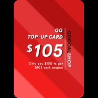 Top Up Card 105