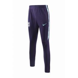 18-19 Barcelona Purple Training Trousers