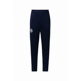 18-19 Manchester City Navy&Orange Training Trouser
