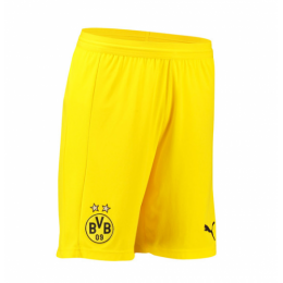18-19 Borussia Dortmund Away Yellow Jersey Short