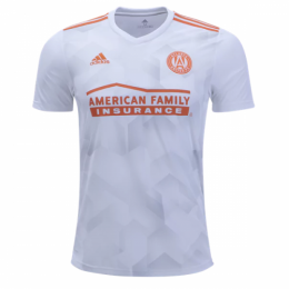 2018 Atalanta United Away White Soccer Jersey Shirt