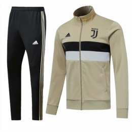 18-19 Juventus Yellow Training Kit(Jacket+Trouser)