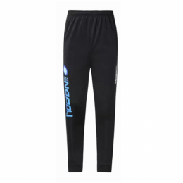 18-19 Napoli Black Training Trousers