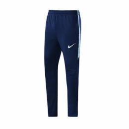 18-19 Chelsea Navy&Light Blue Training Trouser