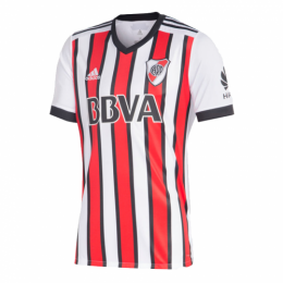 18-19 River Plate Third Away Red&White Jersey Shirt(Player Version)