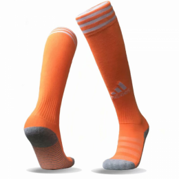 Adidas Copa Zone Cushion Soccer Socks-Orange