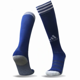 Adidas Copa Zone Cushion Soccer Socks-Blue