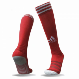 Adidas Copa Zone Cushion Soccer Socks-Red