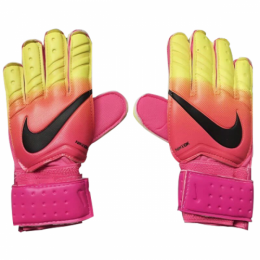 NK Pink&Orange Goalkeeper Gloves
