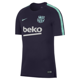18-19 Barcelona Navy Training Shirt