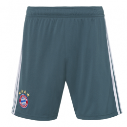18-19 Bayern Munich Third Away Navy Jersey Short