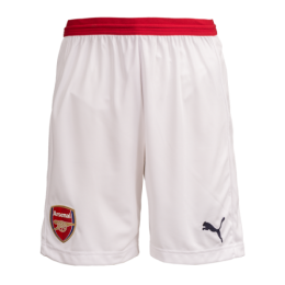 18-19 Arsenal Home Soccer Jersey Short