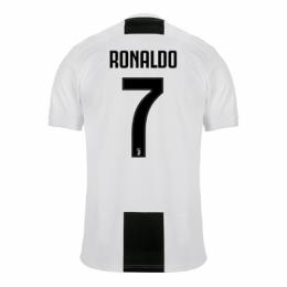 18-19 Juventus Home RONALDO  7 Soccer Jersey Shirt  ed676150f