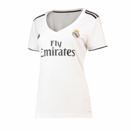 b8ad412b2 18-19 Real Madrid Home Women s Jersey Shirt