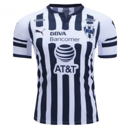 18-19 Monterrey Home Black Jersey Shirt