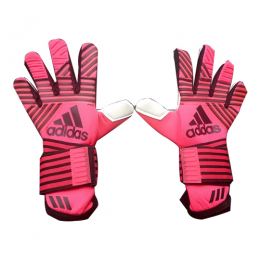 AD Pink ACE Goalkeeper Gloves