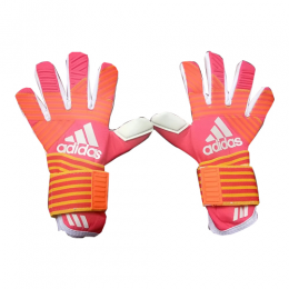 AD Orange&Pink ACE Goalkeeper Gloves
