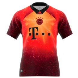 18-19 Bayern Munich EA Sports Brown Jersey Shirt