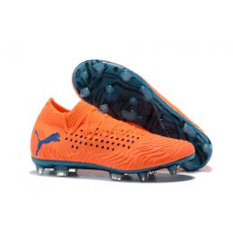 PM Future Netfit Griezmann 19.1 FG Soccer Cleats-Orange