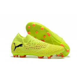 PM Future Netfit Griezmann 19.1 FG Soccer Cleats-Green