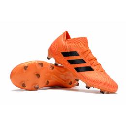 AD Nemeziz Messi 18.1 FG Soccer Cleats-Orange