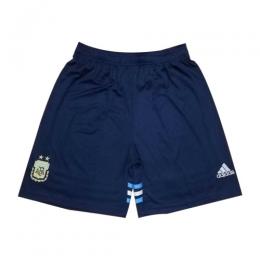 2019 Argentina Home Navy Soccer Jerseys Short