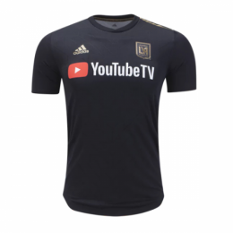 2019 Los Angeles FC Home Black Soccer Jerseys Shirt(Player Version)