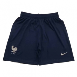 2019 World Cup France Away Navy Women's Jerseys Short