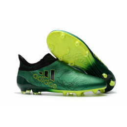AD X 17+ Purechaos FG Soccer Cleats-Green