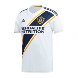 2019 La Galaxy Home White Soccer Jerseys Shirt