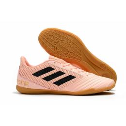 AD X Predator 19.4 IN Soccer Cleats-Pink&Black