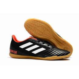 AD X Predator 19.4 IN Soccer Cleats-Black&White