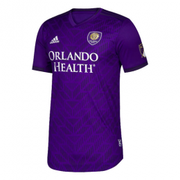 2019 Orlando City Home Purple Soccer Jerseys Shirt(Player Version)