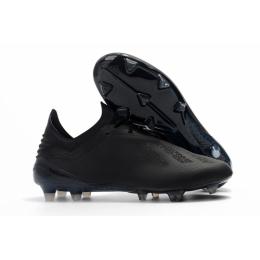 AD X 18.1 FG Soccer Cleats-All Black