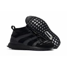AD X Predator Accelerator Ultra Soccer Cleats-Black