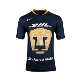 2019 UNAM Pumas Third Away Black Soccer Jerseys Shirt