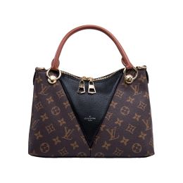 Louis Vuitton V Tote BB Bag Brown M43993