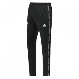 19-20 Juventus Black Training Trousers