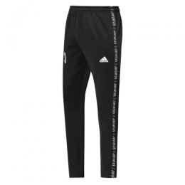 19-20 Juventus Black Training Trousers